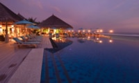 Maldives resort's 'all you can stay' offer