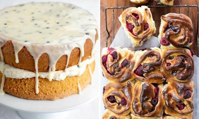 Nine delicious baking recipes to make as a family