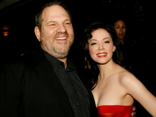 McGowan claims Weinstein assaulted her on several occasions. Photo: Getty
