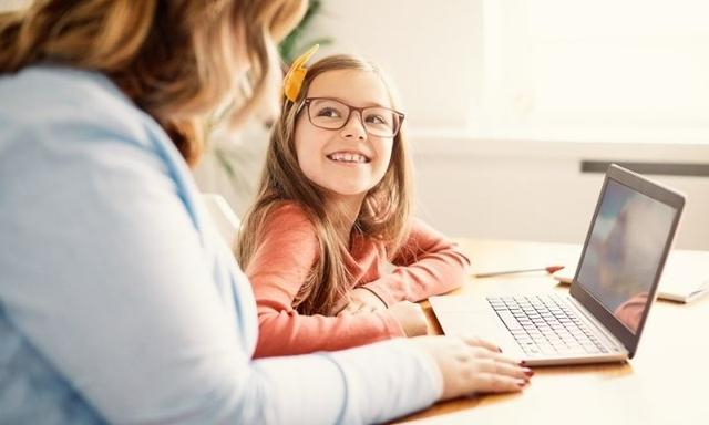 Finance expert reveals the best way to save for your child's education Effie Zahos