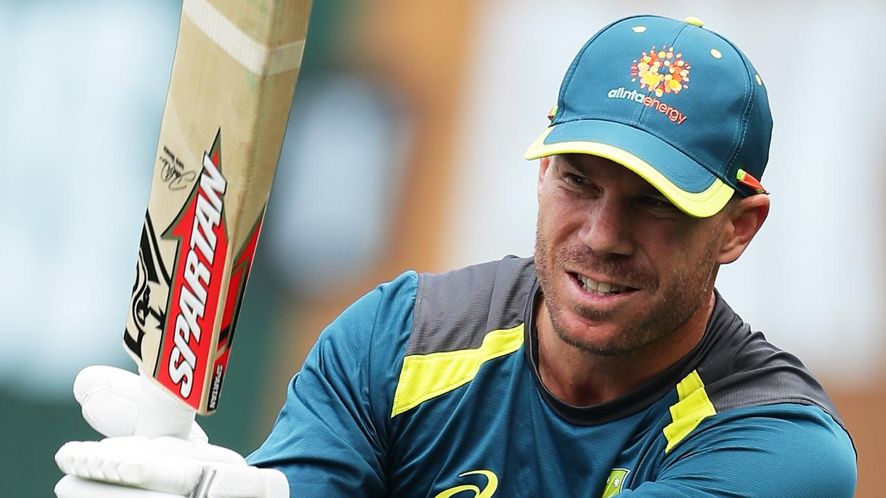 Cricket star David Warner part-owns Quan, who will make his debut at Dubbo on Sunday. Picture: Getty Images