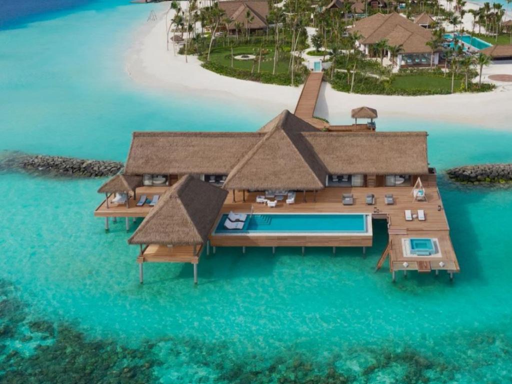 Picture: Waldorf Astoria Maldives Ithaafushi
