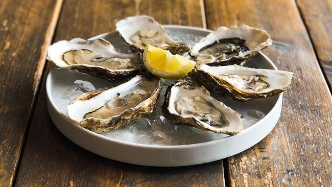 10/15Seafood - FranceSeafood lovers should head to France for next Noël, where you can't faire un festin without a heap of oysters (pictured), smoked salmon and les coquilles Saint-Jacques, also known as scallops. Other Frenchy treats include foie gras, lobster, quails, beef and a bûche de Noël cake rolled in chocolate buttercream, for afterwards.
