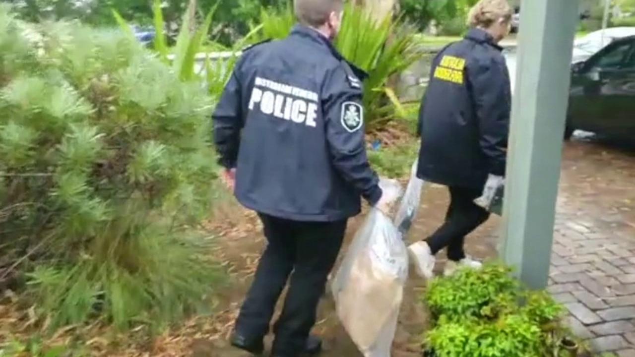 Sydney, Grafton: Three NSW men arrested over child-like