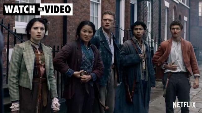 The Irregulars trailer