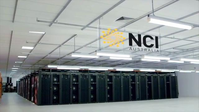 The fastest supercomputer in the southern hemisphere