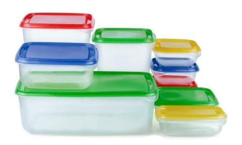 MISMATCHED CONTAINERS  <p>Sometimes it can feel like there's an endless abyss of plastic containers and it's easier to just shove them back into the cupboard than sort them out.</p>  <p>But it's time to take the plunge and get rid of any that are missing lids or bottoms and streamline the collection. </p>  <p>Source: iStock</p>