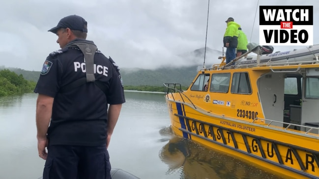 Police searching for man reported missing in Hinchinbrook Island area