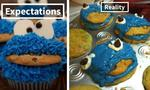 So often we see cute cupcake ideas on Pinterest. So often they do not turn out how we want them to...