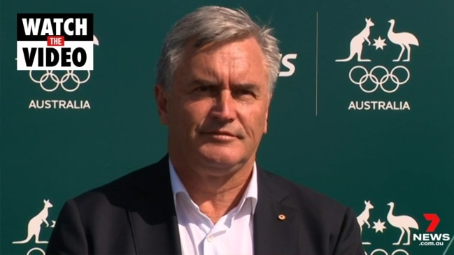 Australian Olympic uniform under fire for link to Chinese cotton (7 News)