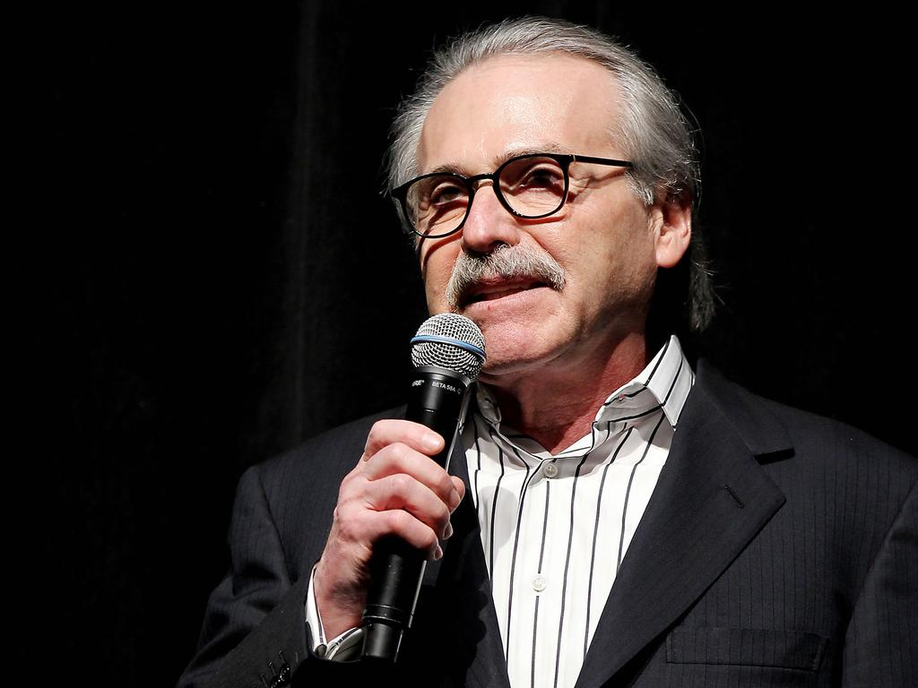 David Pecker has reportedly been friends with Donald Trump for decades.