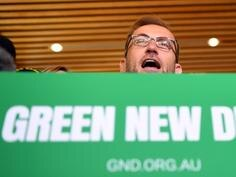 Greens' defence policy a 'little indication' of their ambitions