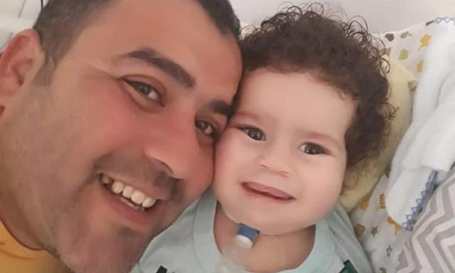 Sick boy dies after dad blows treatment money