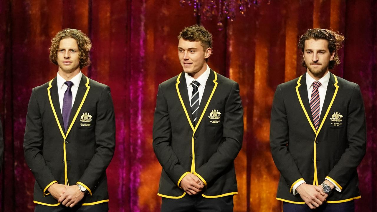 Here's when the Brownlow Medal favourites will make their moves in a thrilling count