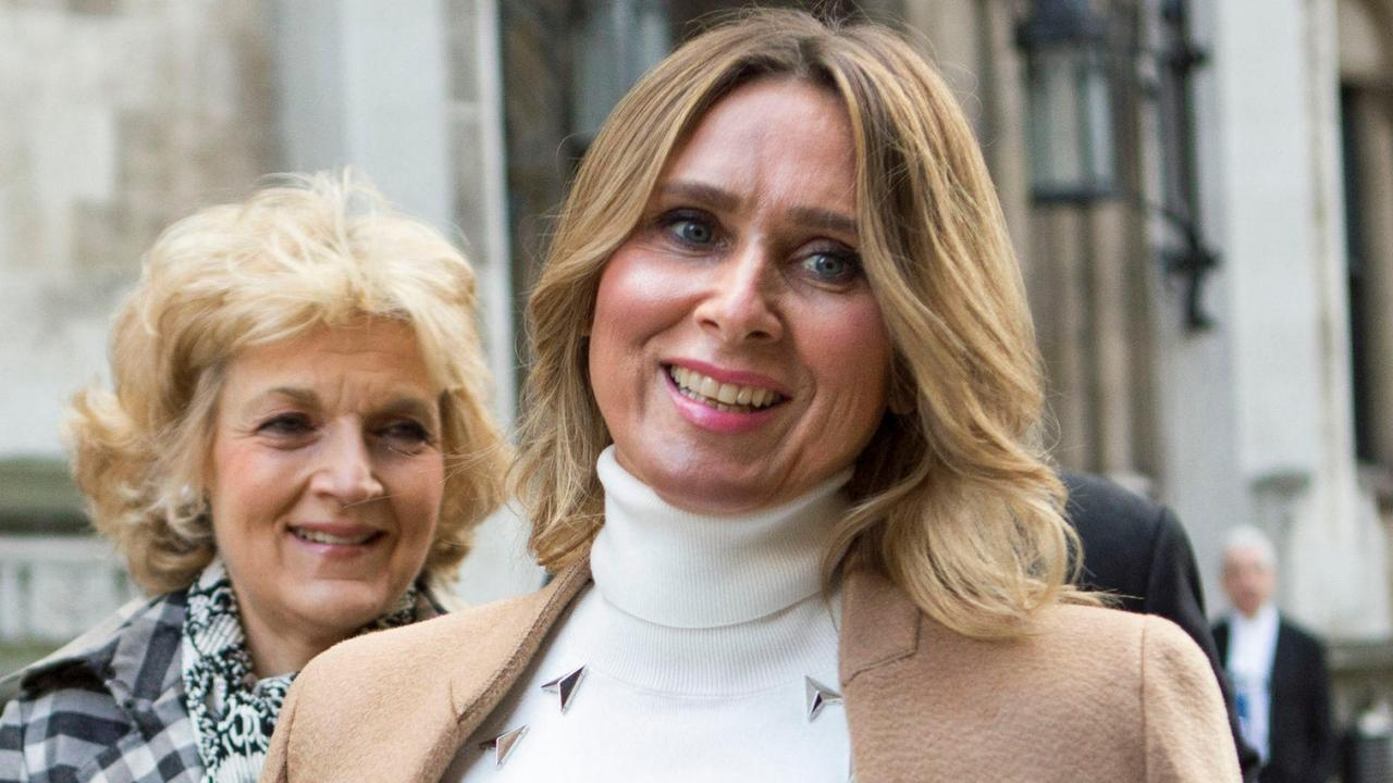Tatiana Akhmedova accused her ex-husband of driving a 'vendetta' that set out to destroy her and drive a wedge between mother and son. Picture: PA/Alamy