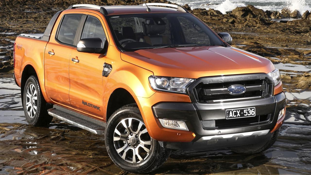 The Ford Ranger is hyper popular for a reason. Picture: Supplied