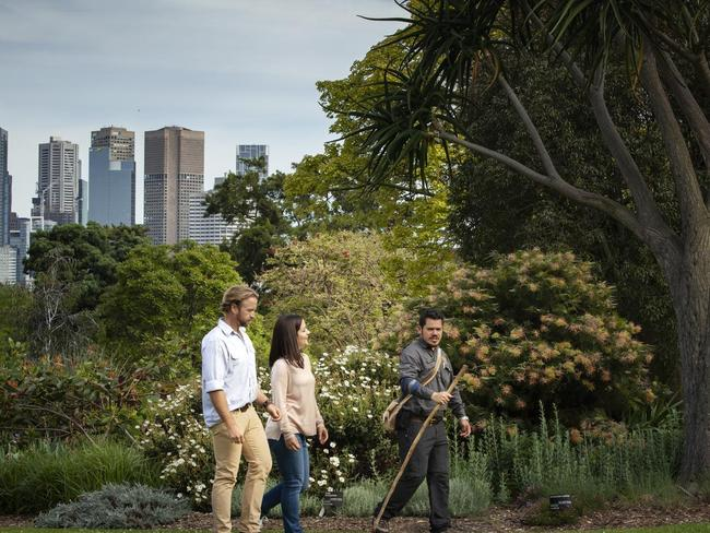 ADMIRE THE ROYAL BOTANIC GARDENS The Royal Botanic Gardens actually operates across two sites in Melbourne – one in the city, and one in Cranbourne. Each has a completely different look and feel from the other, so why not visit both?