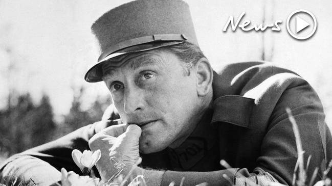 Hollywood legend Kirk Douglas dies age 103