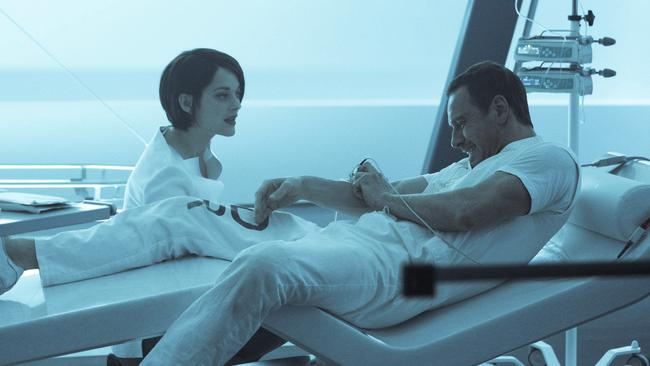 Not the best career move for either Fassbender or Cotillard.