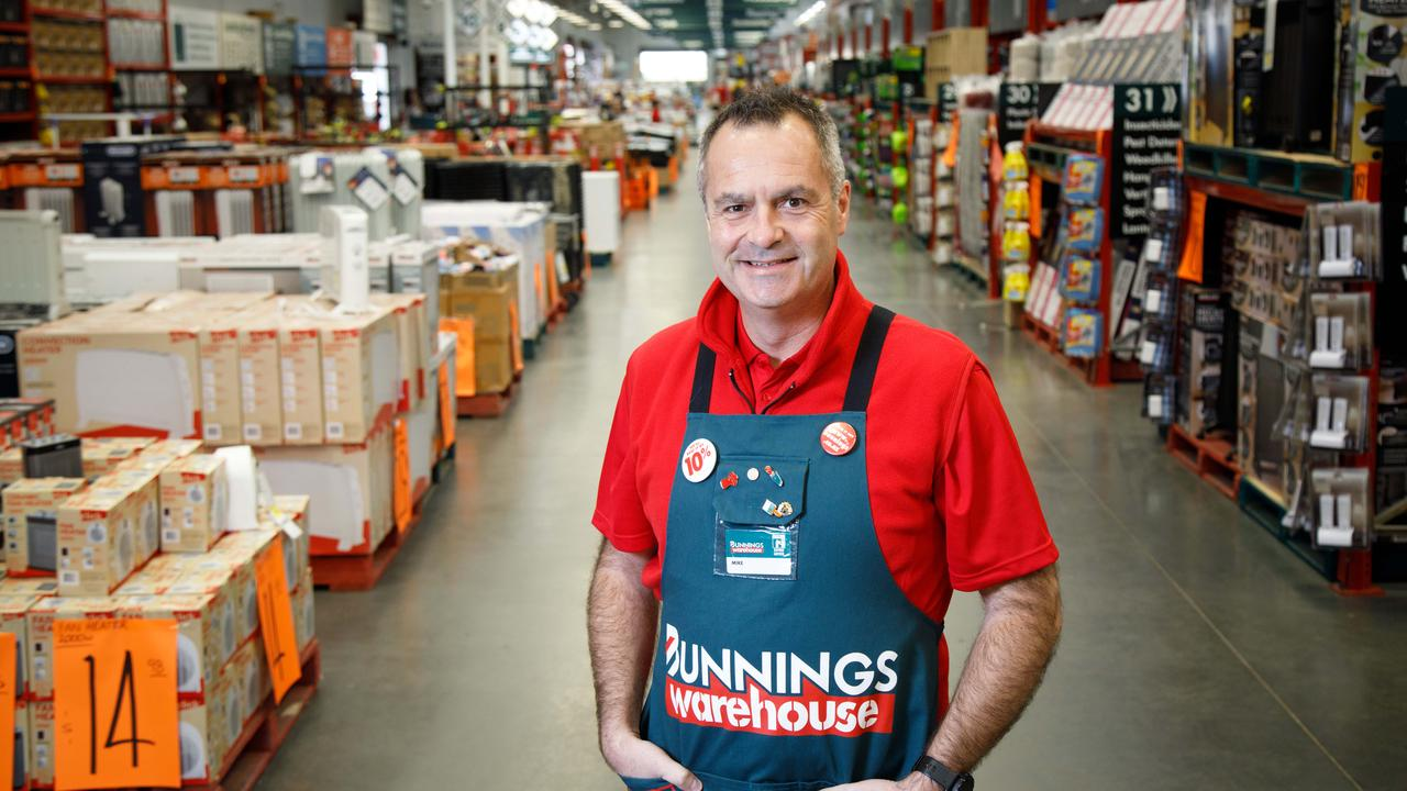 Mr Schneider said Bunnings' online store would be more convenient for customers.
