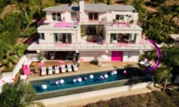 Barbie's Malibu Dreamhouse is up for rent