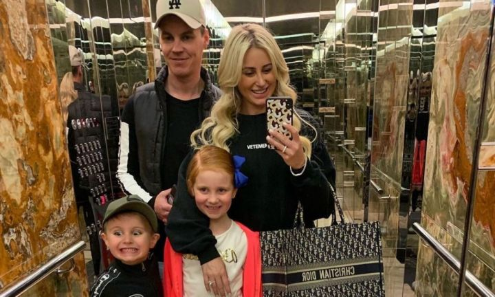 Roxy Jacenko on giving her kids coffee