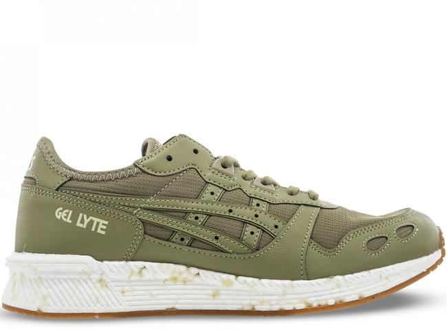 HYPERGEL-LYTE, $169.99 FROM ASICS TIGER You'll be all set to pound the pavement in these hi-tech trainers that feature a blend of tiny foam beads and gel-cushioned sole. They'll support your feet for the dash to the plane, train and beyond.