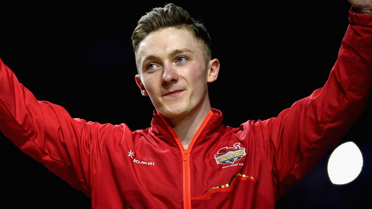 Nile Wilson unloads on 'culture of abuse' that exists in gymnastics.