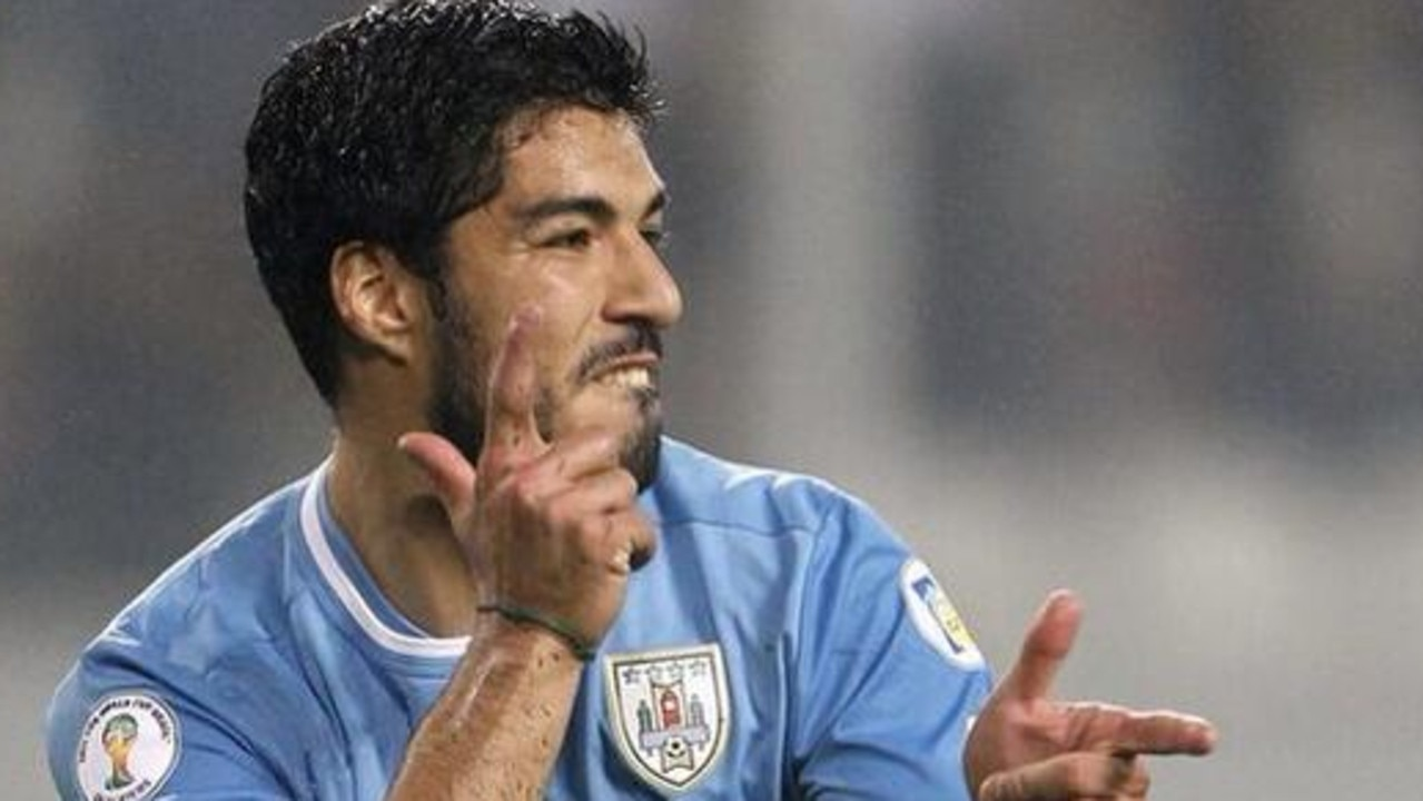 Uruguay striker Luis Suarez could face a ban of up to two years after being sensationally accused of biting Italian player Giorgio Chiellini during the World Cup clash between the teams in Natal