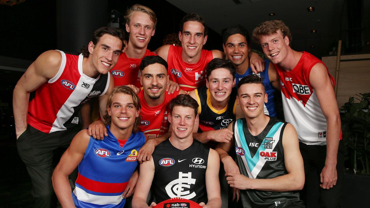 See the AFL indicative draft order heading into the 2019 trade period