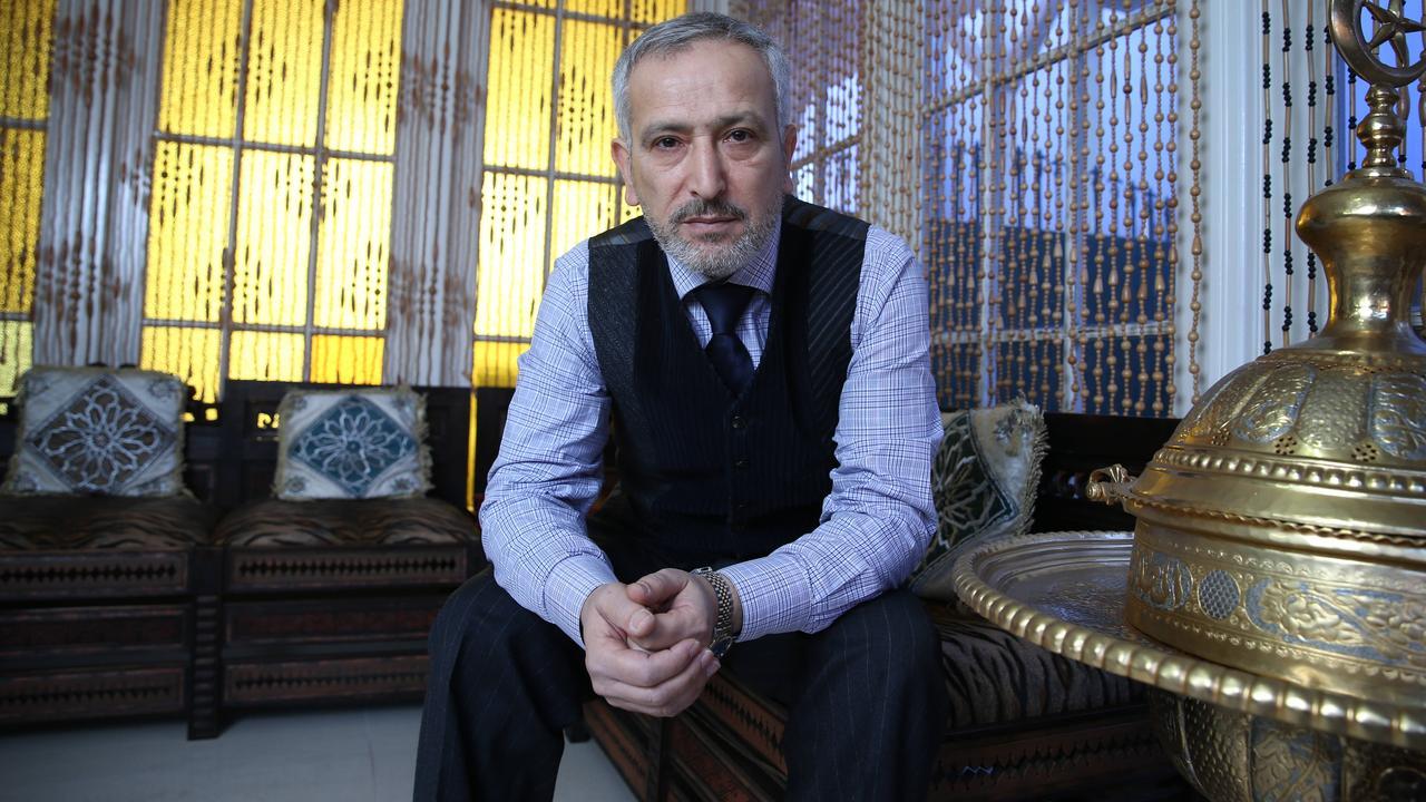 Dr Jamal Rifi, Lebanese-born Australian general practitioner and prominent figure in the Lebanese Muslim community. Picture: Britta Campion/The Australian