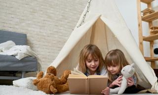 3 at-home activities to show your kid they're not alone