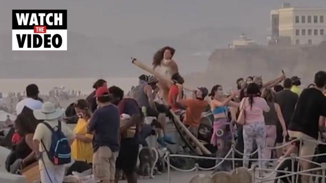 'Reckless and selfish': Burning Man celebration slammed