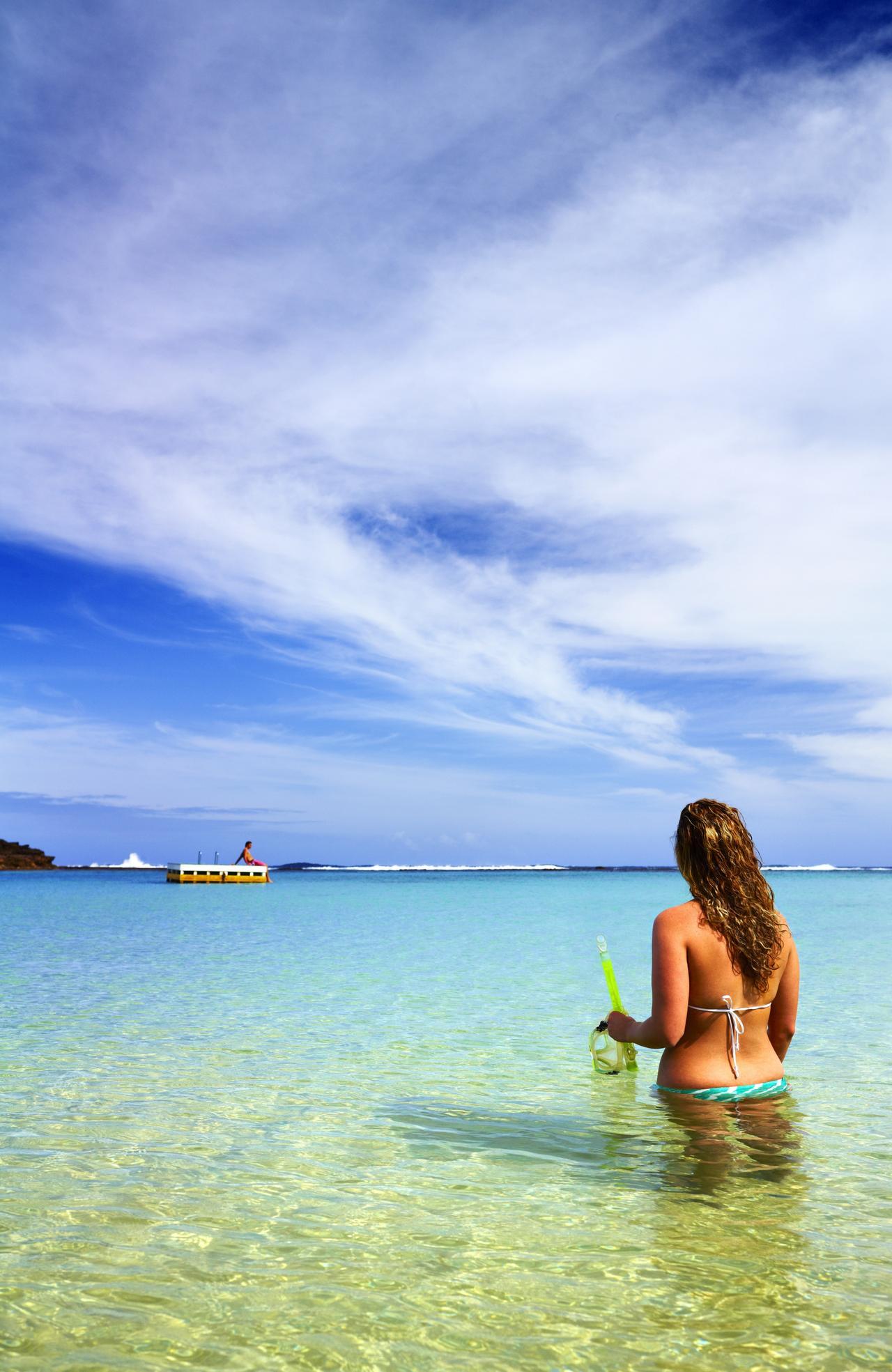 ESCAPE: Norfolk Island, Sue Dunlevy, Sunday Escape -  Norfolk Island. Picture: Norfolk Island Tourism