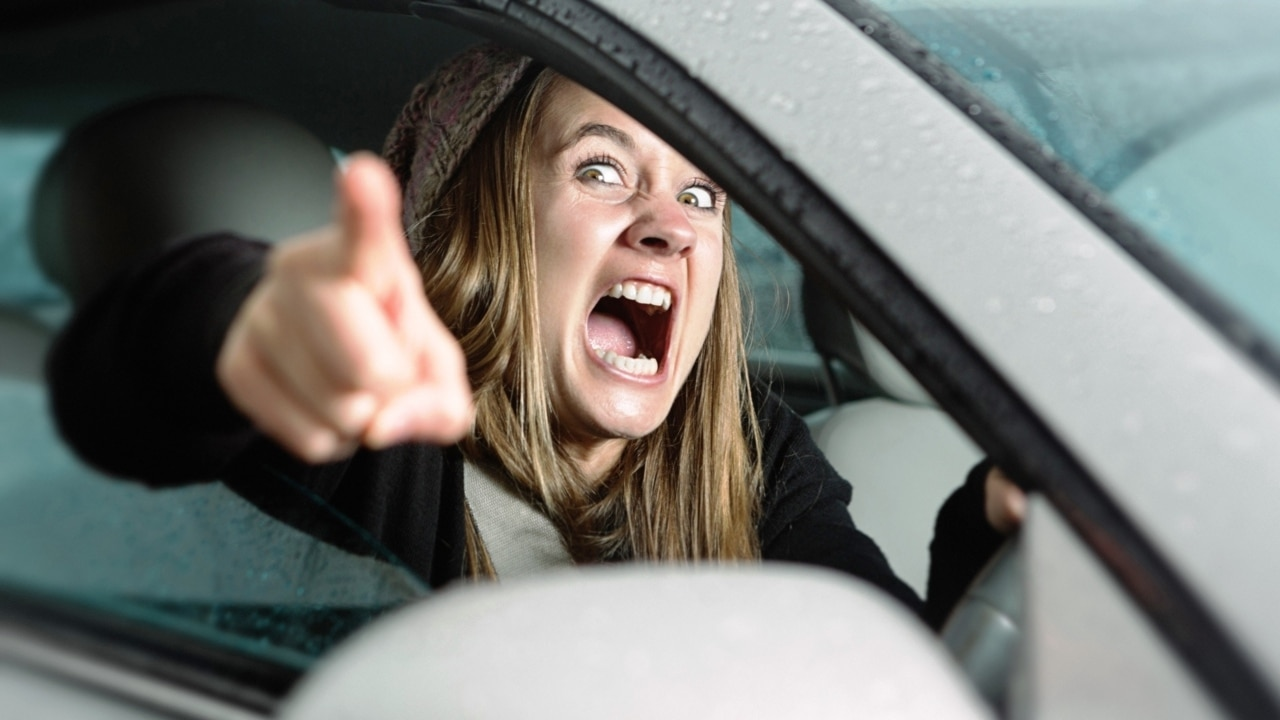 Cars a 'vehicle' for emotional overload and 'road rage'