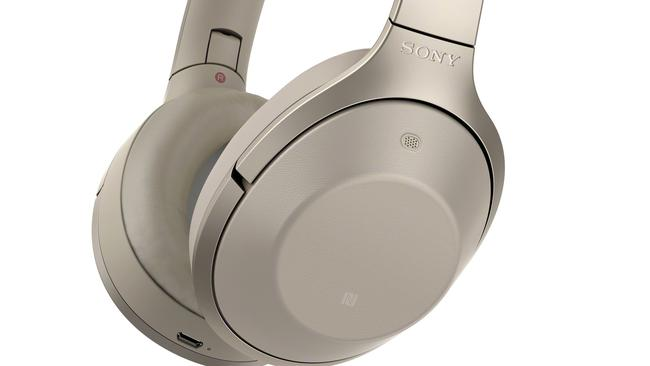 Sony 1000X Noise-Cancelling Headphones have the best active-noise cancelling on the market.