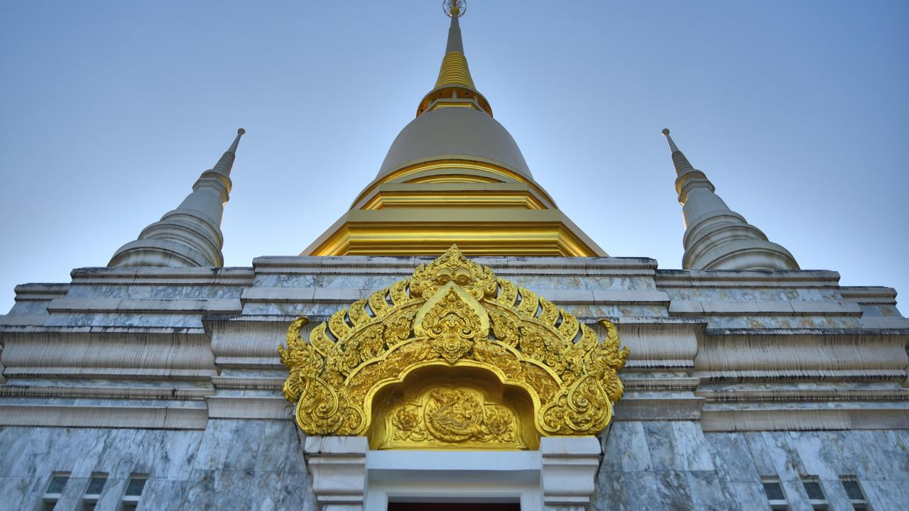 Wat Phra That Doi Wao temple. Picture: Ronan O'Connell