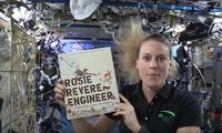 You can let an astronaut read to your kids