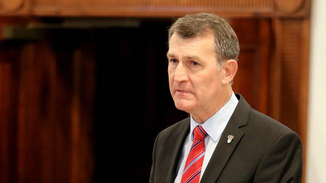 Lord Mayor Graham Quirk said the money is probably gone for good. Picture: Tim Marsden
