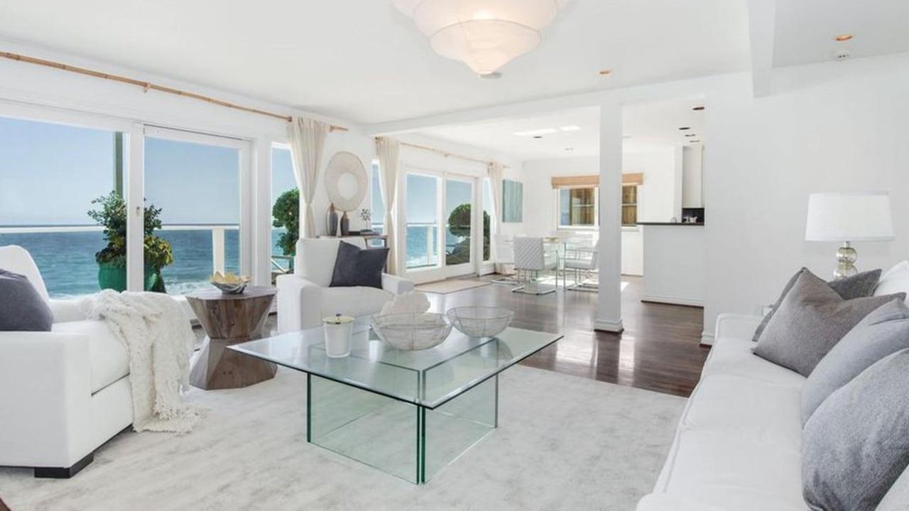 Jennifer Lopez and Alex Rodriguez have purchased Jeremy Piven's Malibu home. Picture: Realtor.com