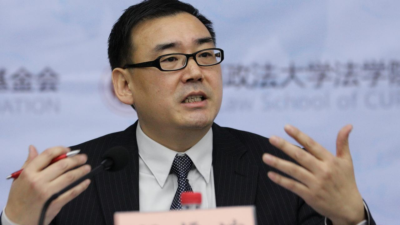 Australian writer Yang Hengjun has been detained for more than two years. Picture: Imaginechina via AP Images