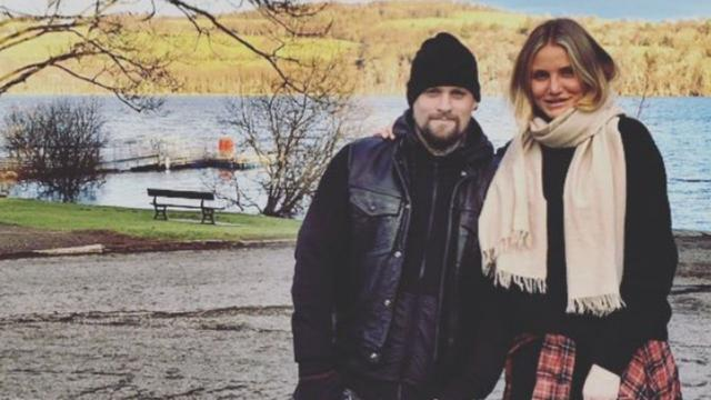 Cameron Diaz opens up about marriage with Benji Madden