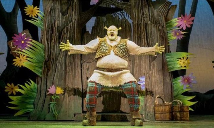 Shrek The Musical is coming to Australia