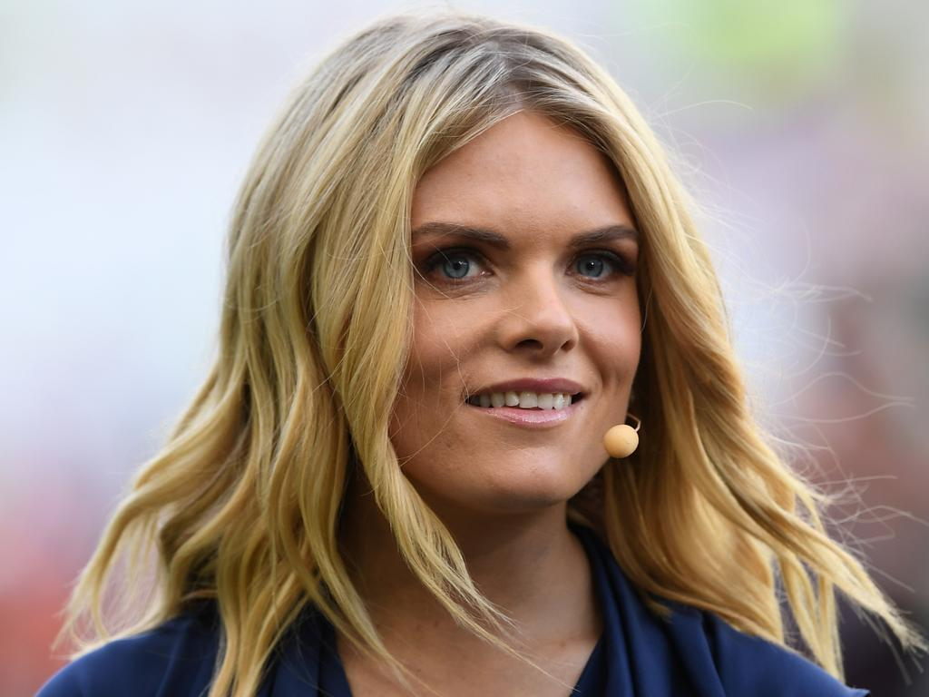 Sports presenter Erin Molan is suing Daily Mail Australia over stories about her saying 'hooka looka mooka hooka fooka' on 2GB NRL program Continuous Call.