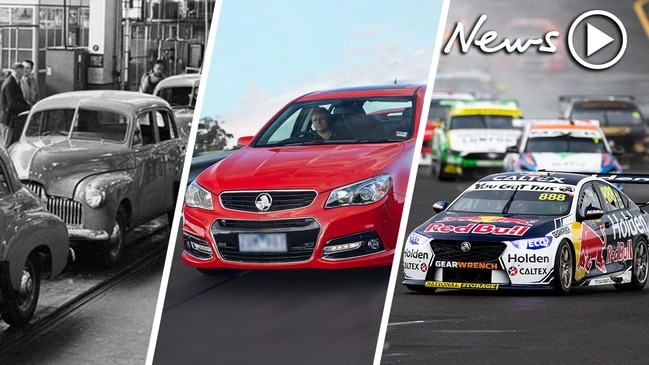 Holden closure: What happens now?