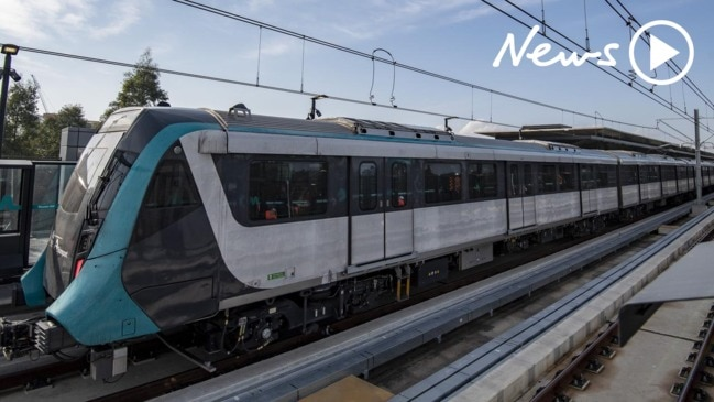 Daily Telegraph readers experience exclusive first ride on Sydney Metro