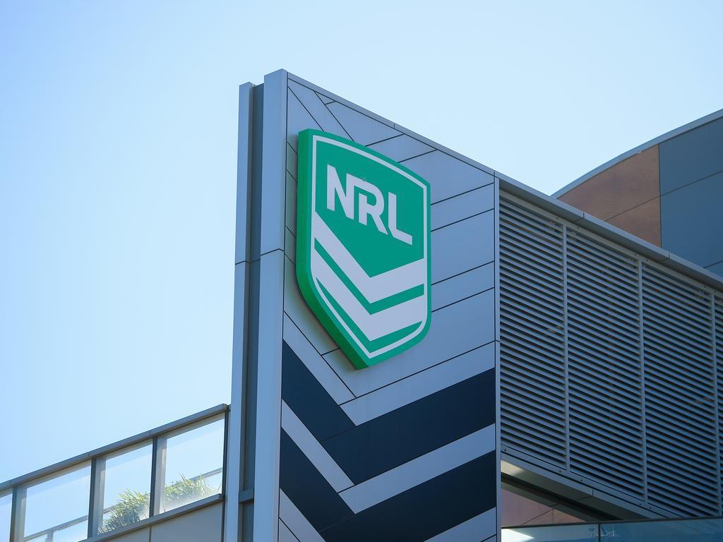NRL headquarters in Sydney.