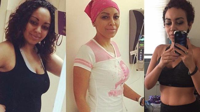 Nicole Ferguson lost 31kg through Weight Watchers.