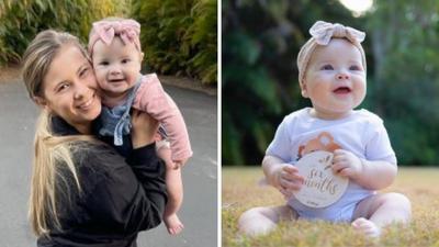 Bindi Irwin celebrates baby girl Grace Warrior's latest milestone