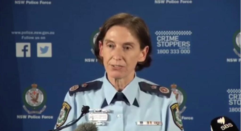 AU NSW: Counter Terrorism Unit Probes Fatal Stabbing in Queanbeyan April 07